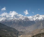 jomsom mountains