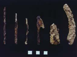 iron artefacts