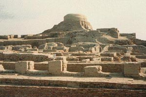 Mohenjo Daro Archaeology site